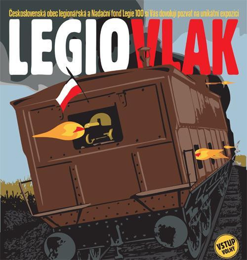 11.11.2017 - Legiovlak  2017 -  Český Krumlov