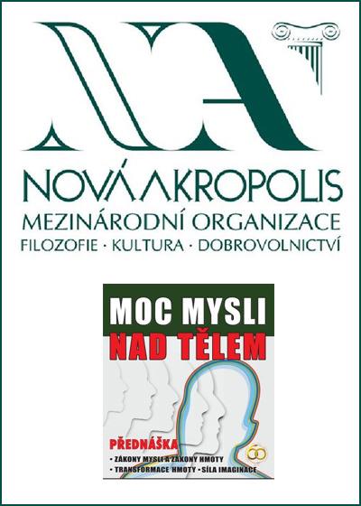 29.08.2017 - Moc mysli nad tělem - Přednáška / Praha 2