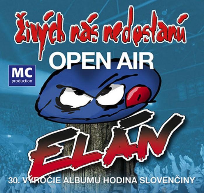 15.09.2017 - ELÁN Živých nás nedostanú - Plzeň