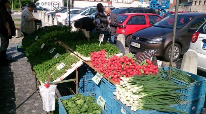 29.07.2017 - Farmářské trhy Chomutov