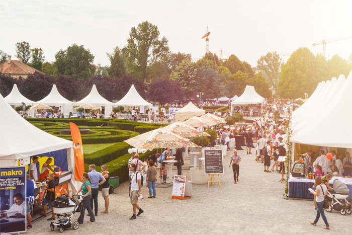 26.08.2017 - Foodparade - festival jídla a pití / Praha 7