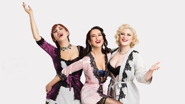 20.06.2017 - Smetanova Litomyšl 2017 -  The Puppini Sisters