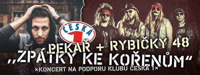 17.08.2017 - Rybičky 48 + Pekař - koncert / Kutná Hora