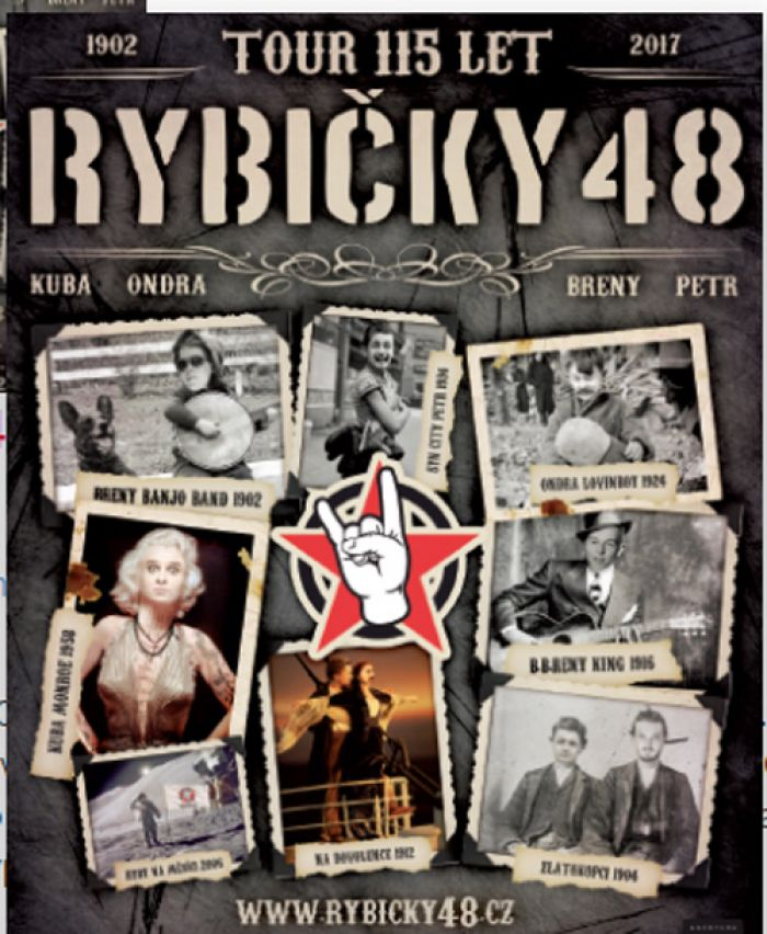 Rybi Ky 48 Tour 115 Let Kutn Hora Kutn Hora