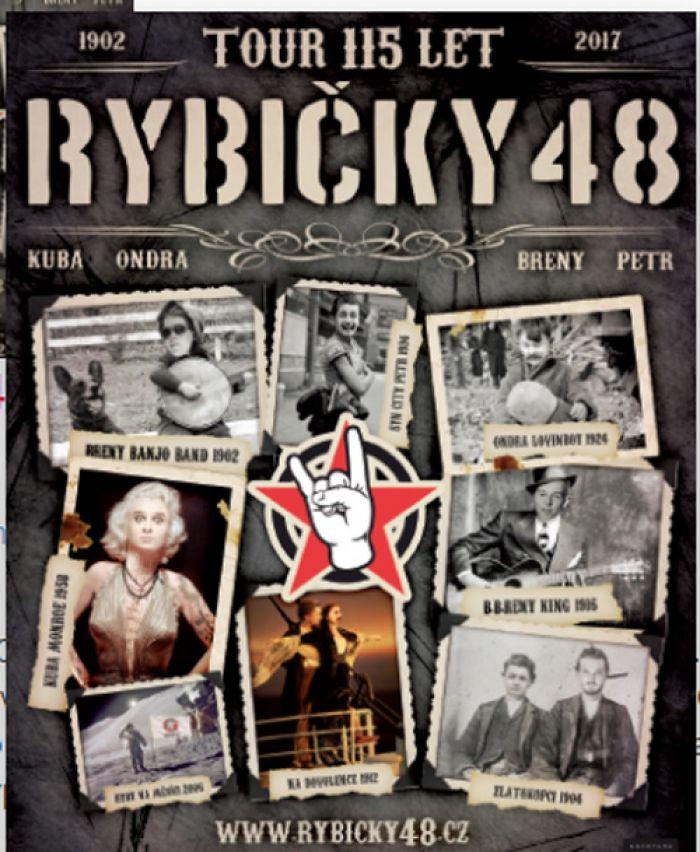 Rybi Ky 48 Tour 115 Let Praha Praha
