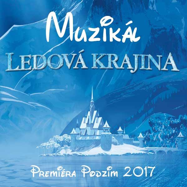 Ledová krajina - Elsa a Anna / Ostrava