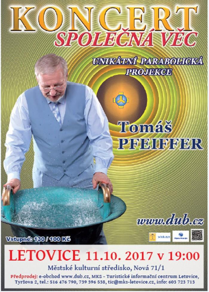 10.11.2017 - Koncert Společná věc 2017 - Letovice