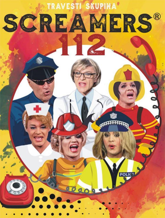 25.10.2017 - SCREAMERS - 112 / Rakovník