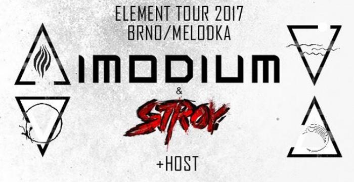 13.10.2017 - Imodium - Element Tour 2017 / Chrudim