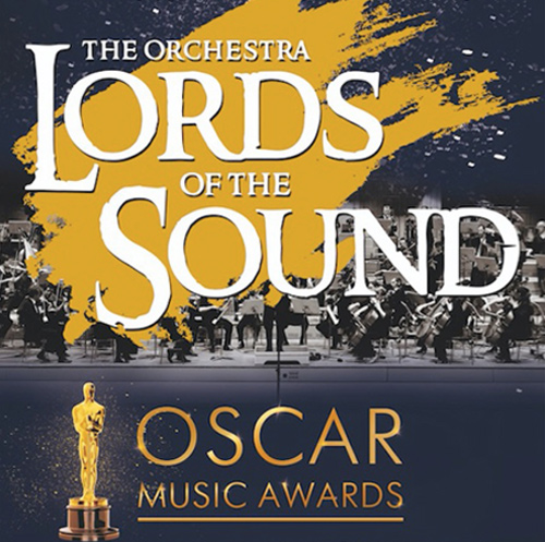 14.11.2017 - Lords of the Sound orchestra - Oscar Music Awards / Brno