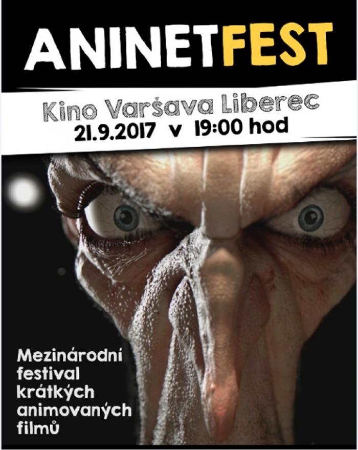 21.09.2017 - AninetFest 2017 - 20 Nejlepších Animací / Liberec