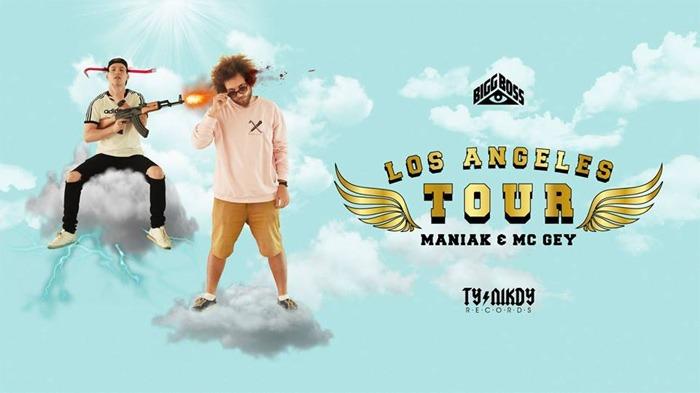13.10.2017 - Los Angeles tour 2017 - Praha