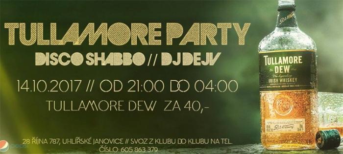 14.10.2017 - Tullamore Party - Uhlířské Janovice