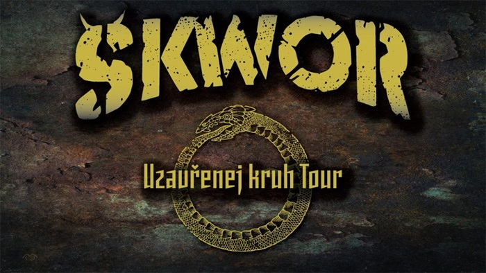 ŠKWOR - Uzavřenej kruh Tour 2018 / Ostrava