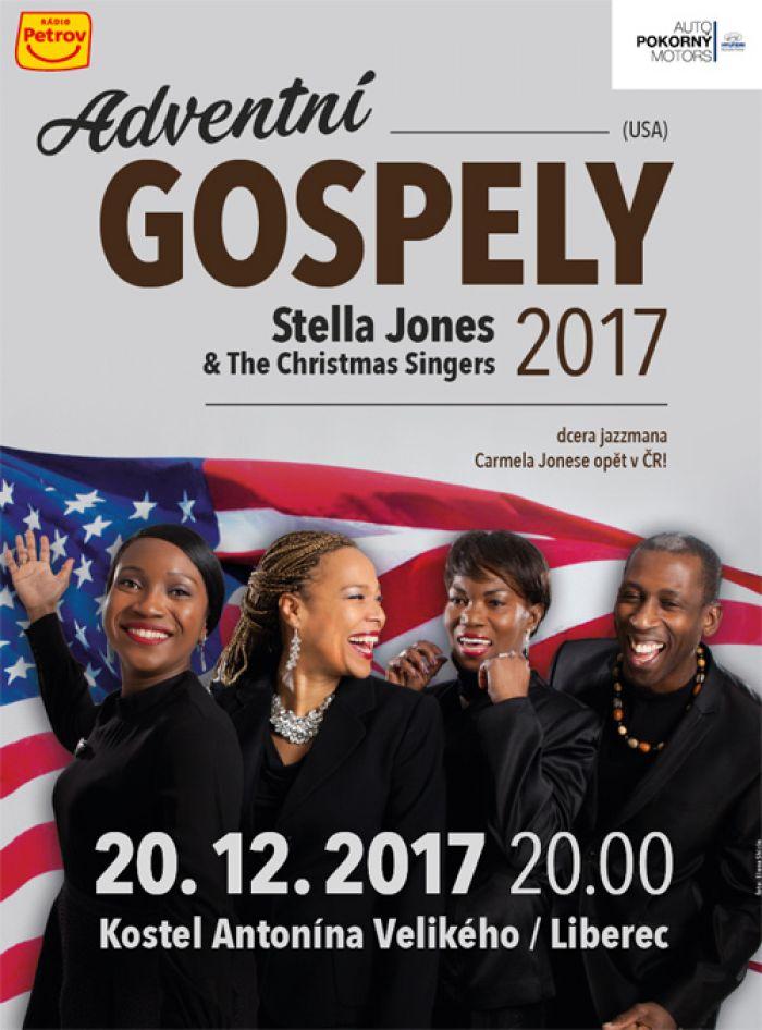 20.12.2017 - Adventní gospely 2017 - Liberec