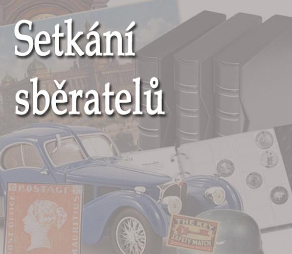 13.01.2018 - SETKÁNÍ SBĚRATELŮ  /  Kolín