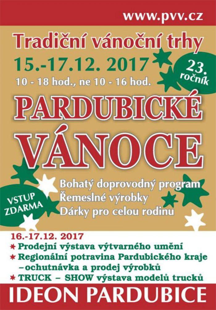 15.12.2017 - Pardubické Vánoce v Ideonu 2017
