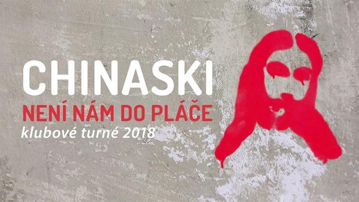 Chinaski - Klubové tour 2018  / Jičín