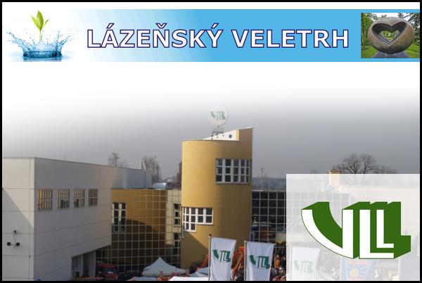 Lázeňský veletrh 2018 -  Výstaviště Lysá nad Labem