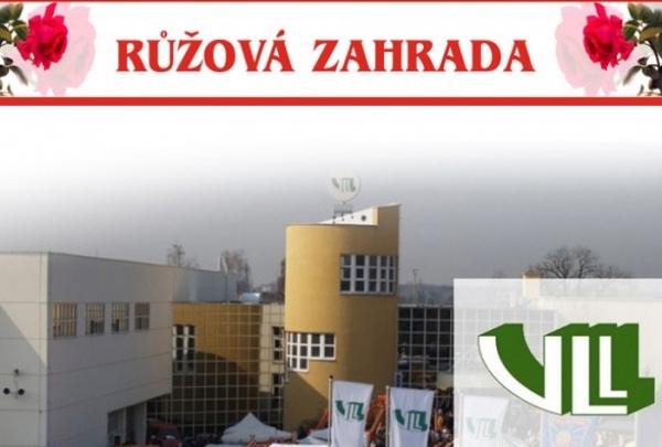 21.06.2018 - Růžová zahrada 2018 -  Výstaviště Lysá nad Labem
