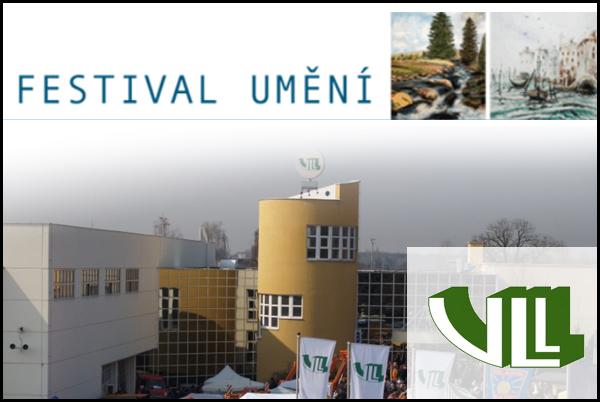 Festival umění 2018 -  Výstaviště Lysá nad Labem
