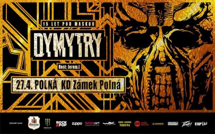 Dymytry: Tour 2018 - 15 let pod maskou / Polná u Jihlavy