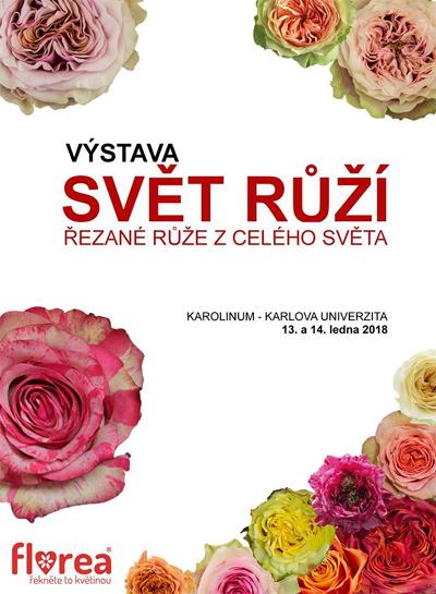 13.01.2018 - Svět růží - Výstava  / Praha 1