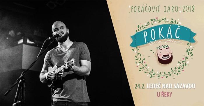 24.02.2018 - POKÁČOVO JARO - Tour 2018 / Ledeč nad Sázavou