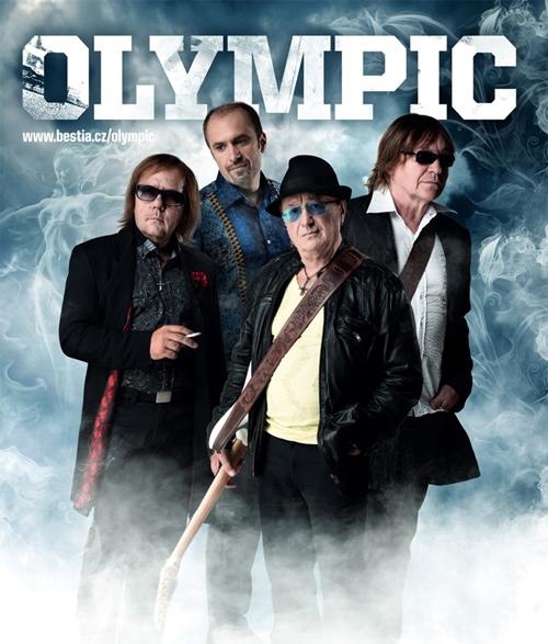OLYMPIC - Permanentní tour 2018 / Strážnice