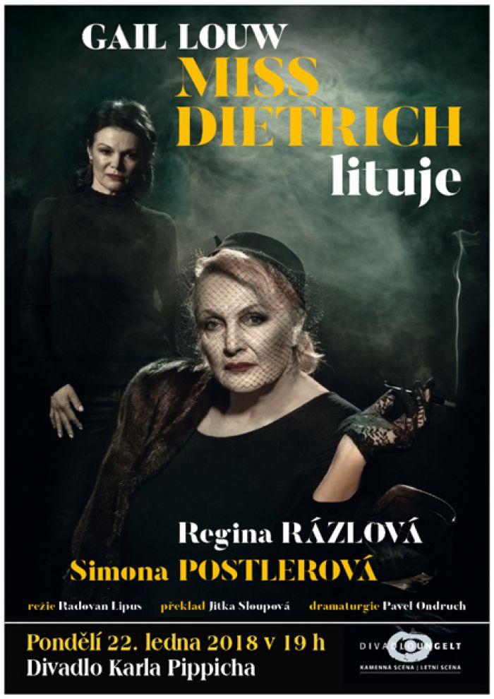 MISS DIETRICH lituje - Divadlo / Chrudim