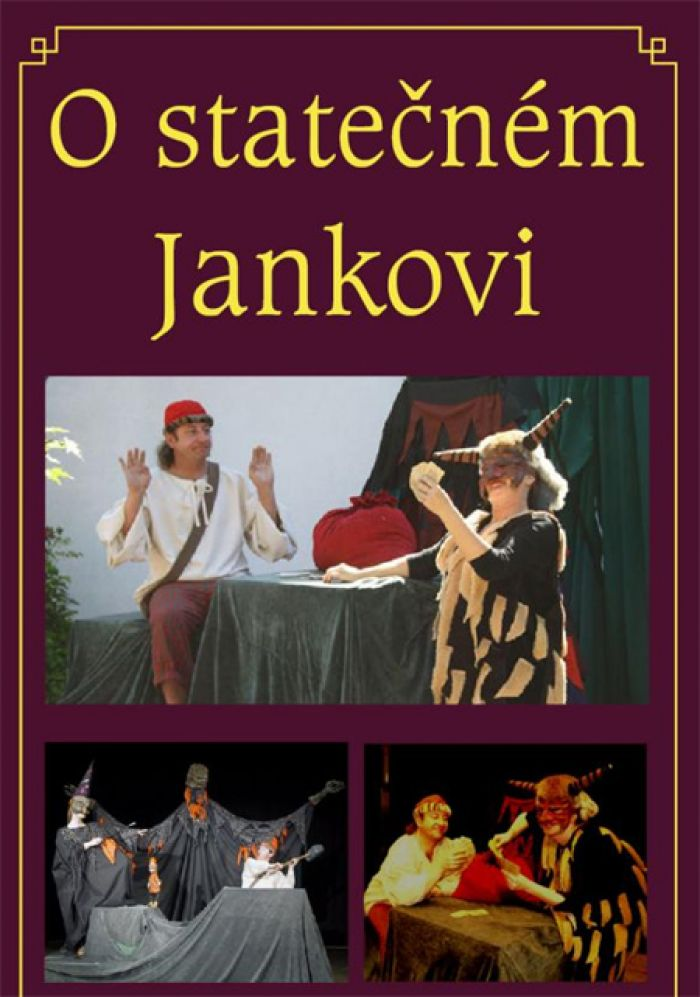 O statečném Jankovi - Pro děti / Chrudim
