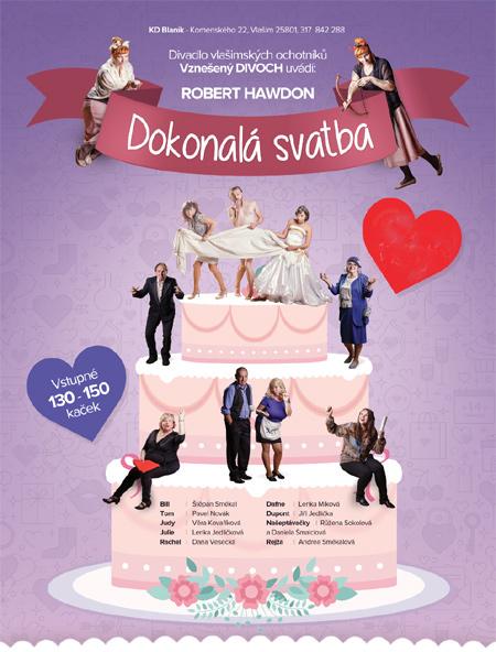 DOKONALÁ SVATBA - Divadlo / Vlašim