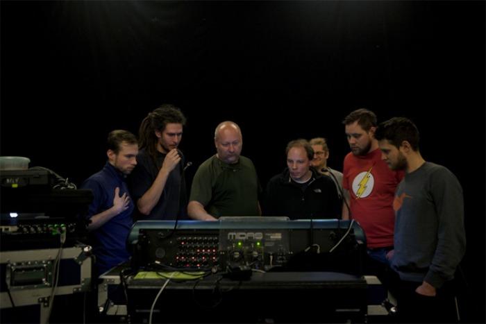 ART Gate: Technické dovednosti ve zvuku a světle - Jihlava