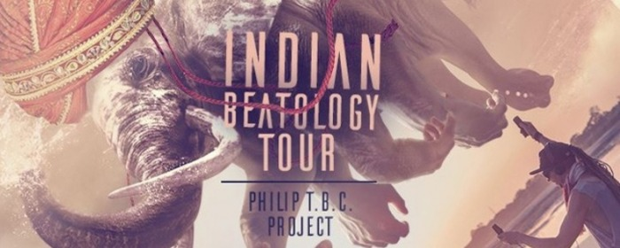 Philip TBC - Indian Beatology tour / Karlovy Vary