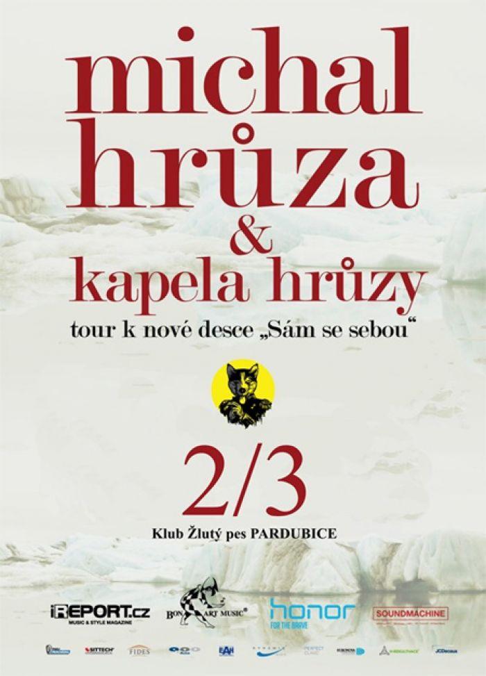 Michal HRŮZA & kapela hrůzy TOUR 2018  / Pardubice