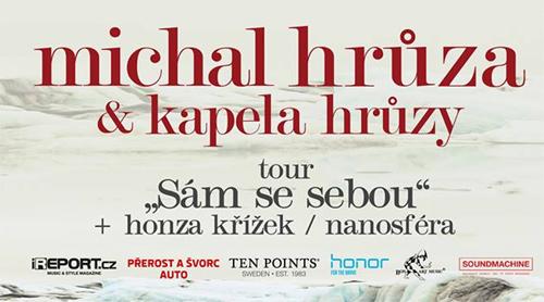 Michal HRŮZA & kapela hrůzy TOUR 2018  / Česká Lípa