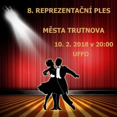 8. Reprezentační ples města Trutnova