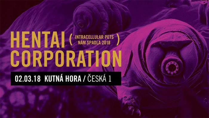 Hentai Corporation + The Atavists / Kutná Hora