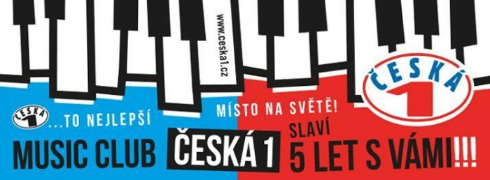 MUSIC KLUB ČESKÁ 1 SLAVÍ 5 LET!! / Kutná Hora