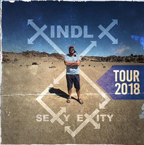 Xindl X - Sexy Exity Tour 2018 - Mladá Boleslav