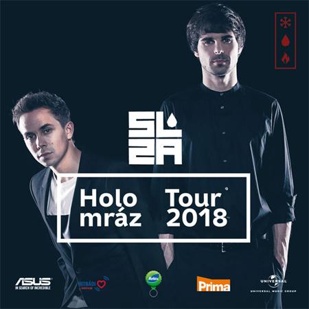 SLZA - Holomráz tour 2018 / Plzeň