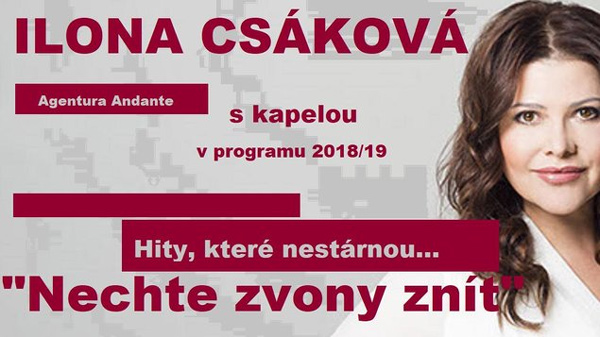 06.04.2018 - Ilona Csáková s kapelou / Jemnice