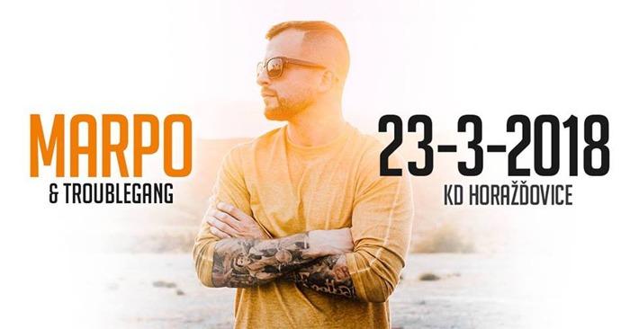 MARPO & TroubleGang tour 2018 - Horažďovice