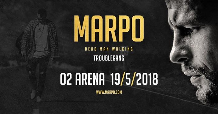 19.05.2018 - MARPO & TroubleGang tour 2018 - Praha