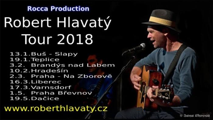 16.03.2018 - Robert Hlavatý tour 2018 - Varnsdorf