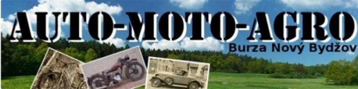 Auto-Moto-Agro burza - Nový Bydžov