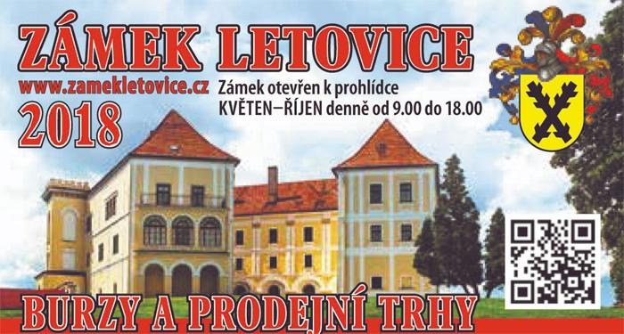 Burza starožitností a sběratelských kuriozit - Letovice