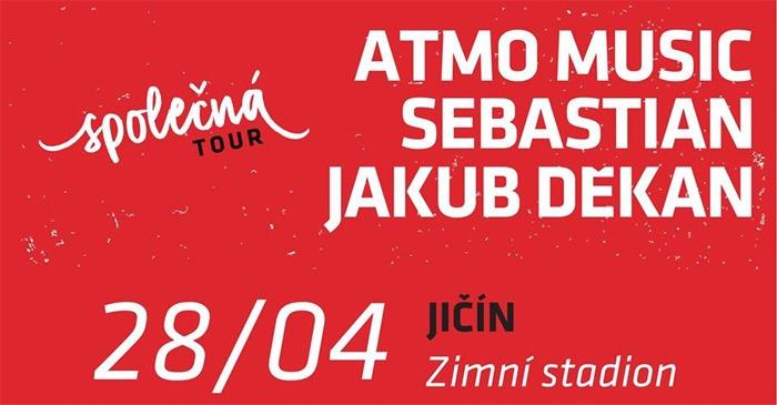 28.04.2018 - Atmo Music / Sebastian / Jakub Děkan - Jičín
