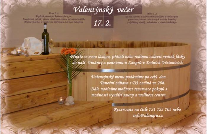 17.02.2018 - Valentýnský večer - Dolní Věstonice