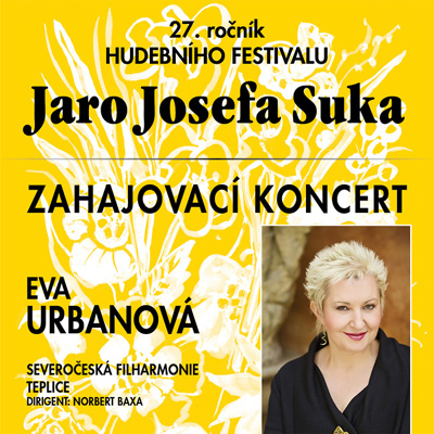 10.04.2018 - Jaro Josefa Suka 2018 - Zahajovací koncert / Benešov